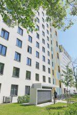 Neubau der Bürgermeister-Reuter-Stiftung