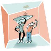 Illustration: Schutz bei Wohnungsmängeln