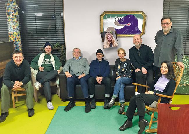 Mitglieder der Stadtbodenstiftung
