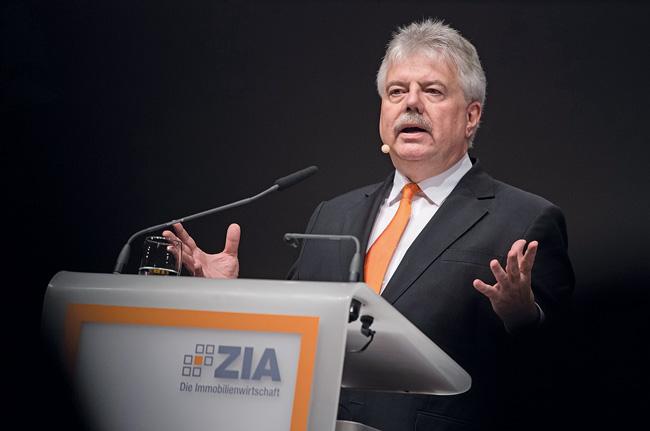 ZIA-Präsident Andreas Mattner