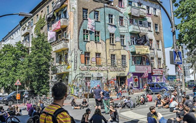Haus Liebigstraße 34