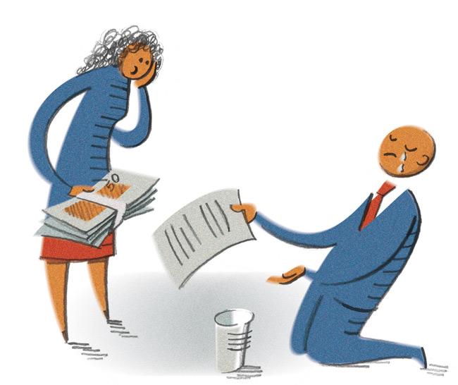 Illustration zur Bitte um Schenkung