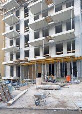 Neubau der städtischen Wohnungsbaugesellschaften