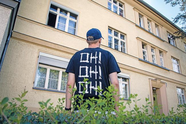 Sascha Müller*, der vom neuen Eigentümer unmittelbar nach dem Hauskauf gekündigt wurde
