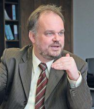 DMB-Chef Lukas Siebenkotten
