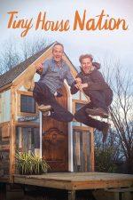 Plakat für ,Tiny House Nation'