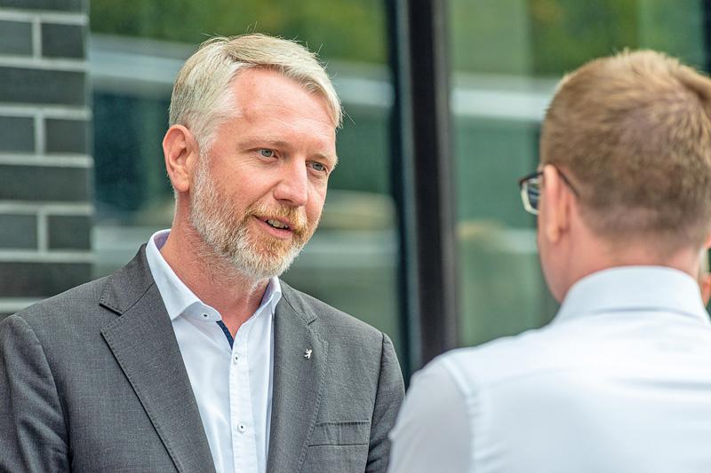 Senator Sebastian Scheel
