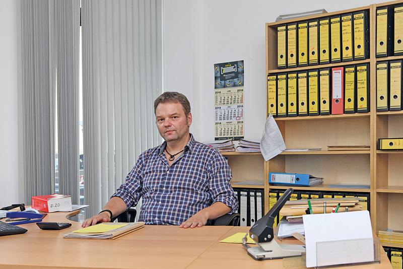 Stefan Schetschorke, Leiter der BMV-Rechtsabteilung