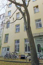 Fassade der Putlitzstraße 13