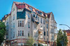 ,Geisterhaus' am Gardeschützenweg