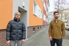 Zwei Mieter aus Enca-Group-Häusern