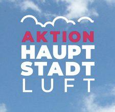 Logo der Aktion Hauptstadtluft