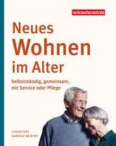 Titelseite der Broschüre ,Neues Wohnen im Alter'