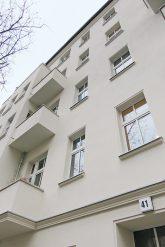 Fassade der Chodowieckistraße 41