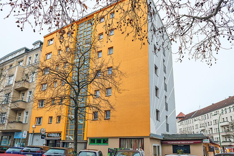 Wohnhaus Fechnerstraße 7