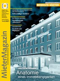 MieterMagazin 1+2-2021