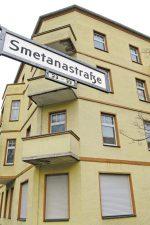 Wohnhaus Smetana-, Ecke Meyerbeerstraße