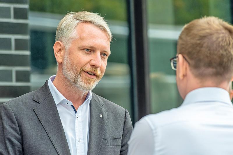 Stadtentwicklungssenator Sebastian Scheel
