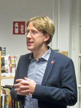 Neuköllns Stadtrat Jochen Biedermann