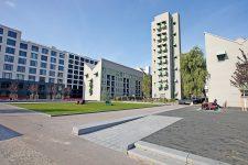Stadtplatz in der Charlottenstraße