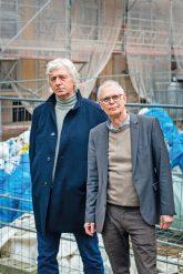 Roman Czapara (links) mit seinem Anwalt Christoph Müller