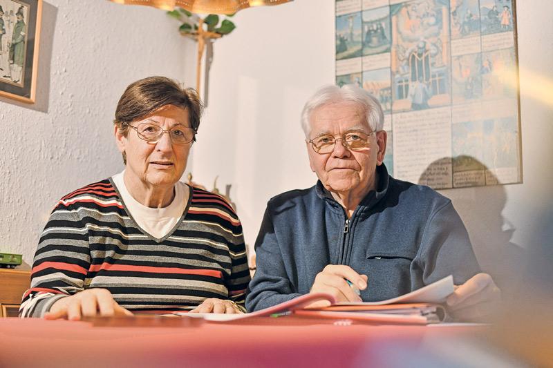 Otto und Karin Haertl