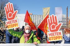Mietenstopp-Demo 2021