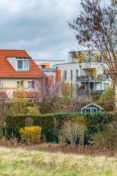 Wohngebiet in Glienicke/Nordbahn