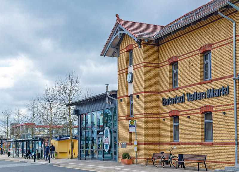 Bahnhof Velten