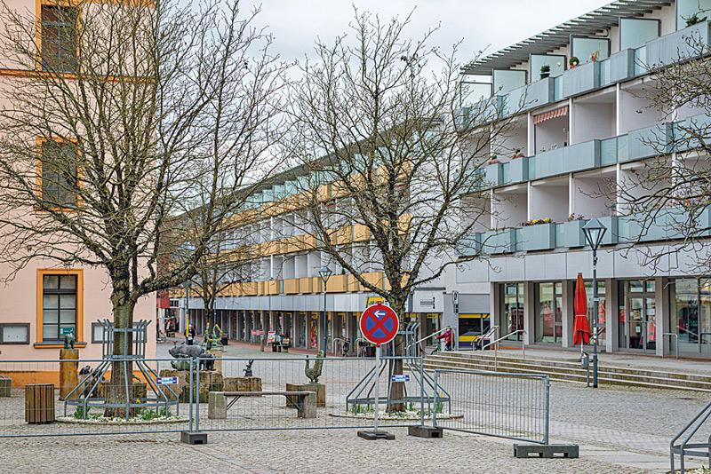 Wohngebäude in Bernau