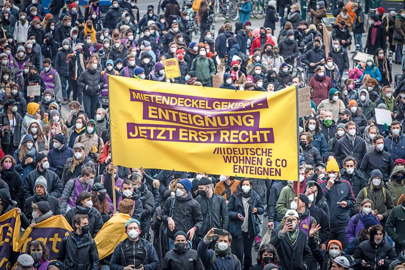 Enteignungsdebatte - Vorschlag zur Entschädigung | Berliner Mieterverein  e.V.