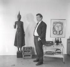 Werner Düttmann in der Akademie der Künste