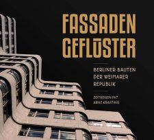Titelseite des Buches,Fassadengeflüster'