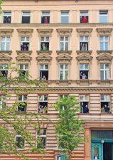Fassade der Solmsstraße 18