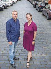 Kai Siefke und Katja Pfeiffer