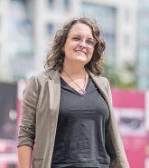Anne Klein-Hitpaß, Leiterin des Forschungsbereichs Mobilität beim Difu