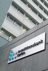 Investitionsbank Berlin (Firmenschild)