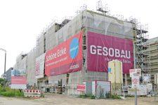 Gesobau-Baustele