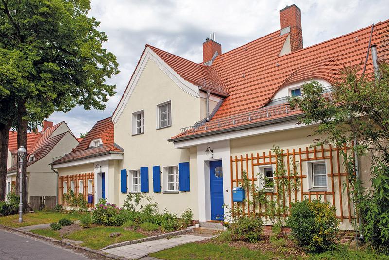 Umgebaute Häuser: ,Stonehill Gardens'