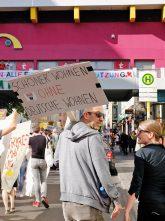 Demo gegen die Deutsche Wohnen